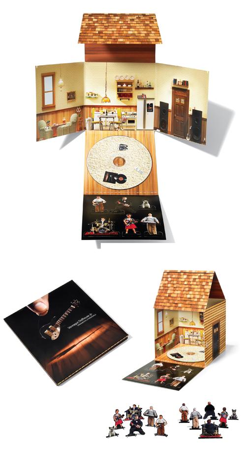 Maket albüm tasarımı
