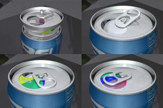 Soda-resealable
