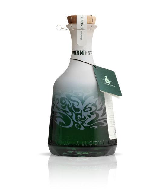 Le Tourment Vert_Bottle 2008