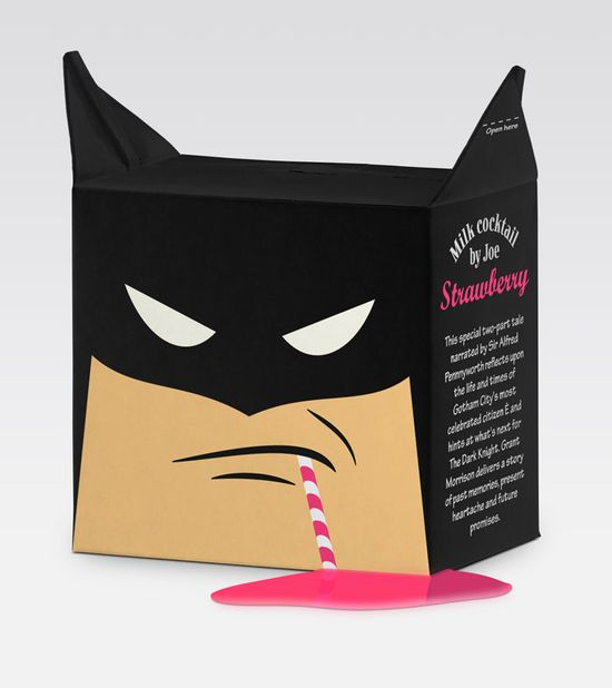 Best Of Creative Food Packaging Design 2012