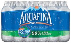 Aquafina-greenwash