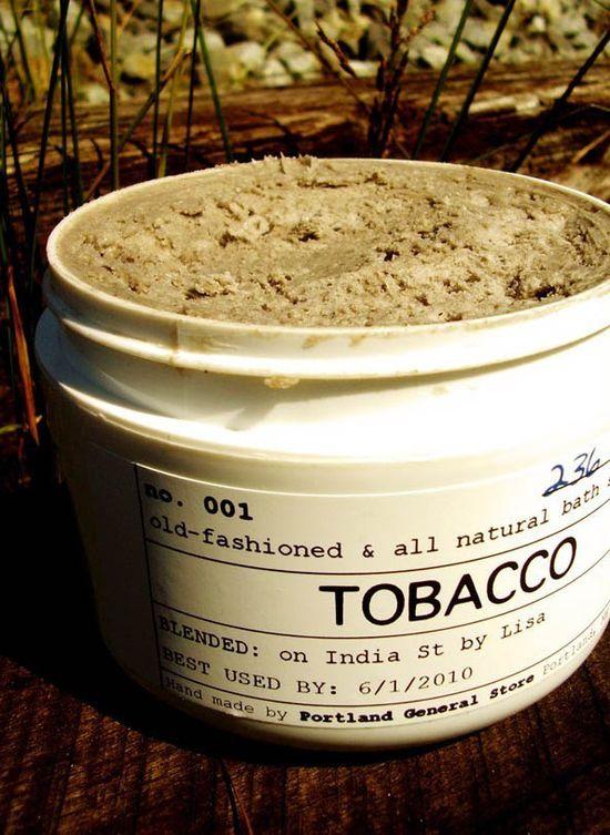 Tobacco-bathsalt