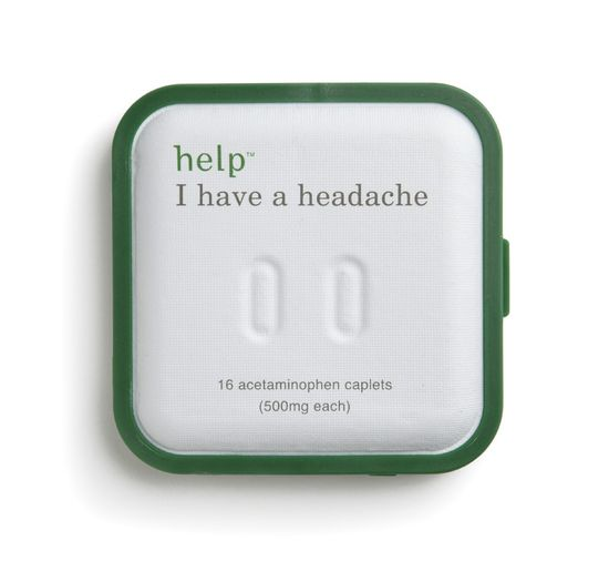 Headache front