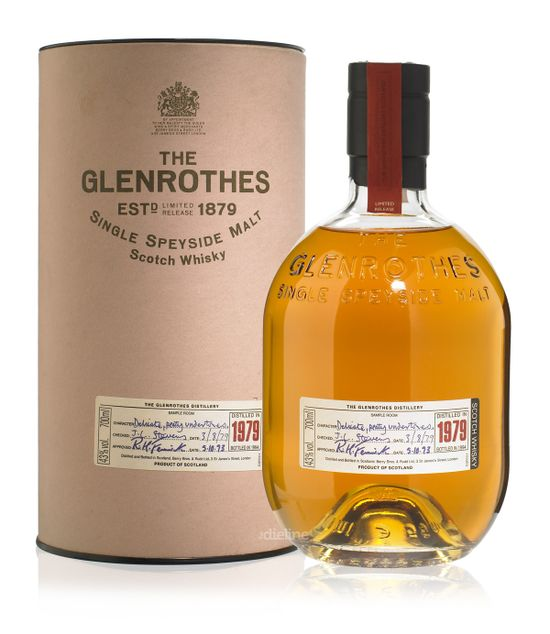 Glenrothes Single Malt Whisky