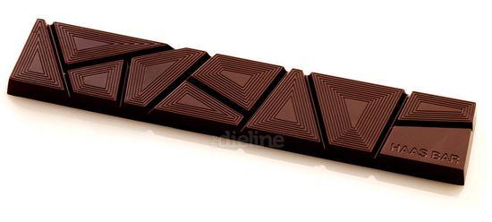 HAA chocolate alone