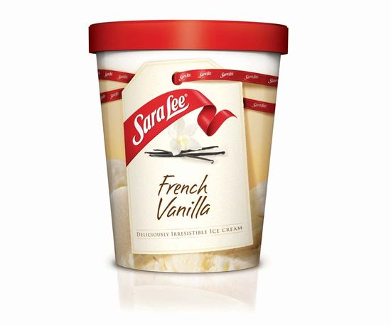 French Vanilla Tub