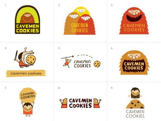 Cavemen_logos