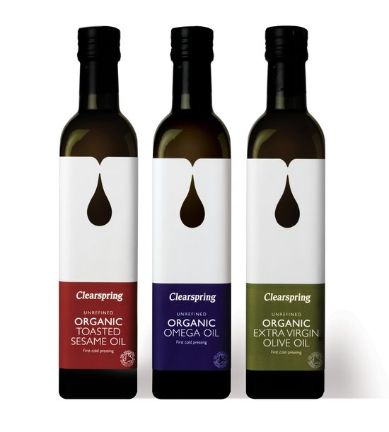 Clearspring oils