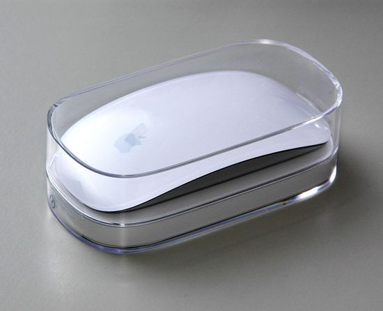 Beautiful packaging for apple s new magic mouse as expected one more