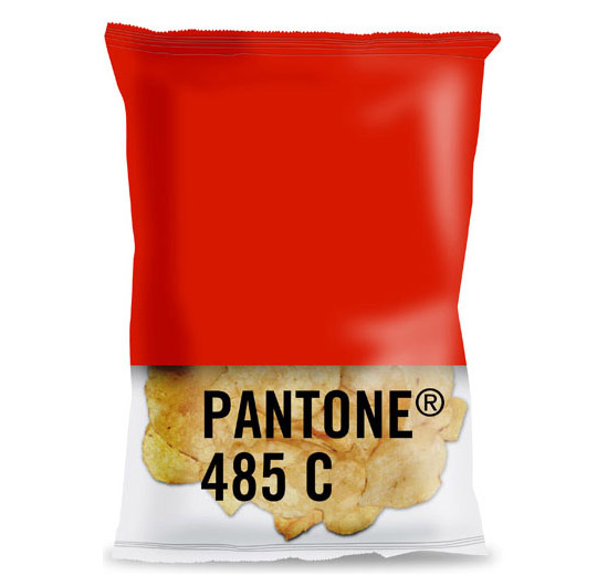 Pantone chips blog