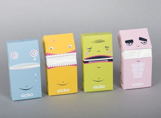 tissue box dieline 2