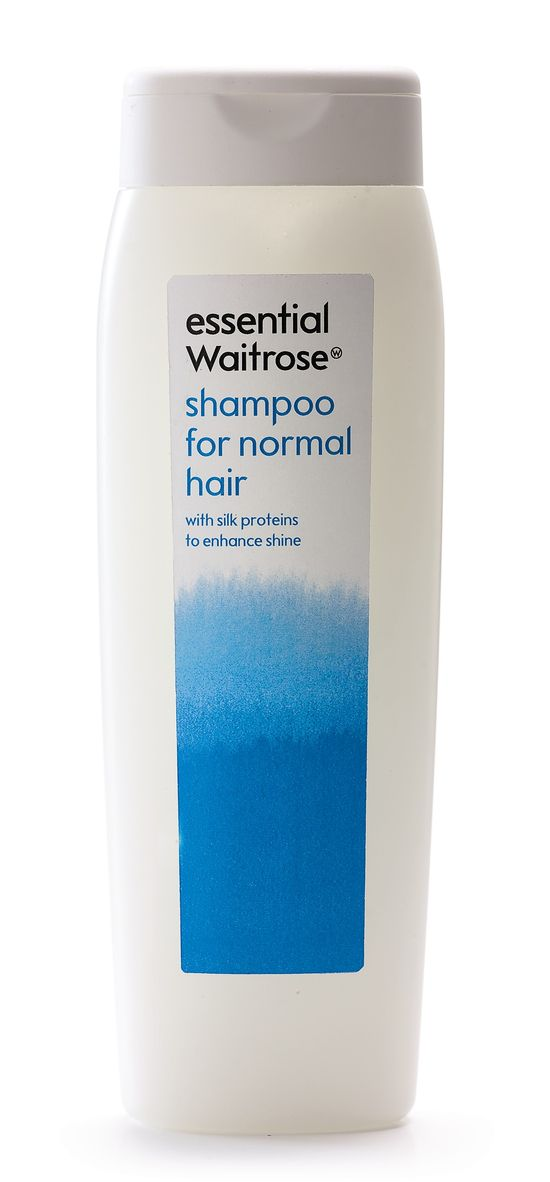 Essential Waitrose Shampo for Normal Hair