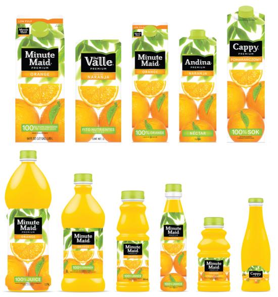 Orange Juice Lineup