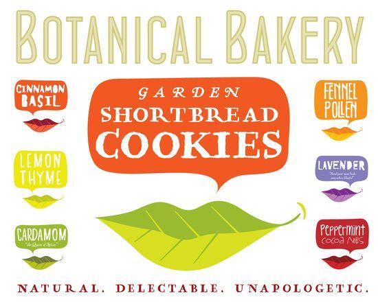 Botanical Bakery poster 1