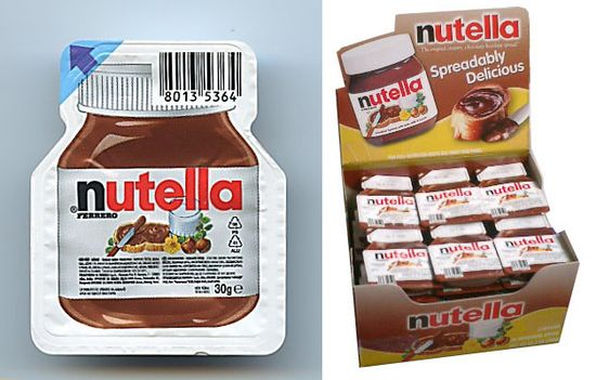 NutellaPacket