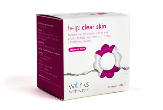 Help clear skin trial box2