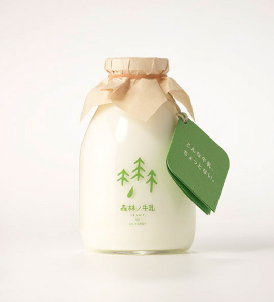 Forestmilkpackaging