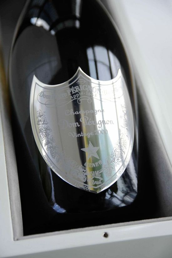 Dom-perignon-wedding-label