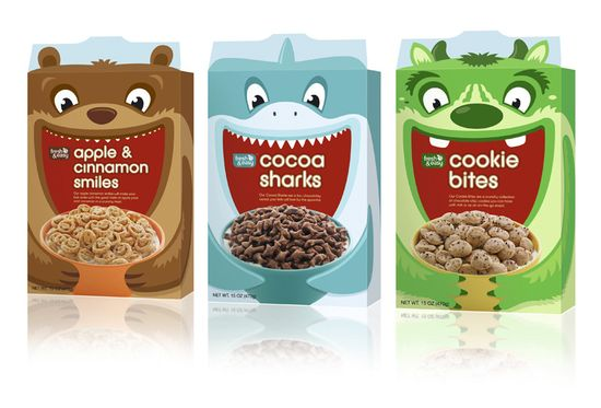 F&E Kids Cereals Range
