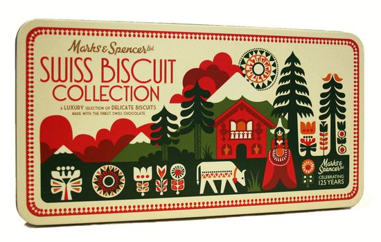 Retro Biscuits Swiss
