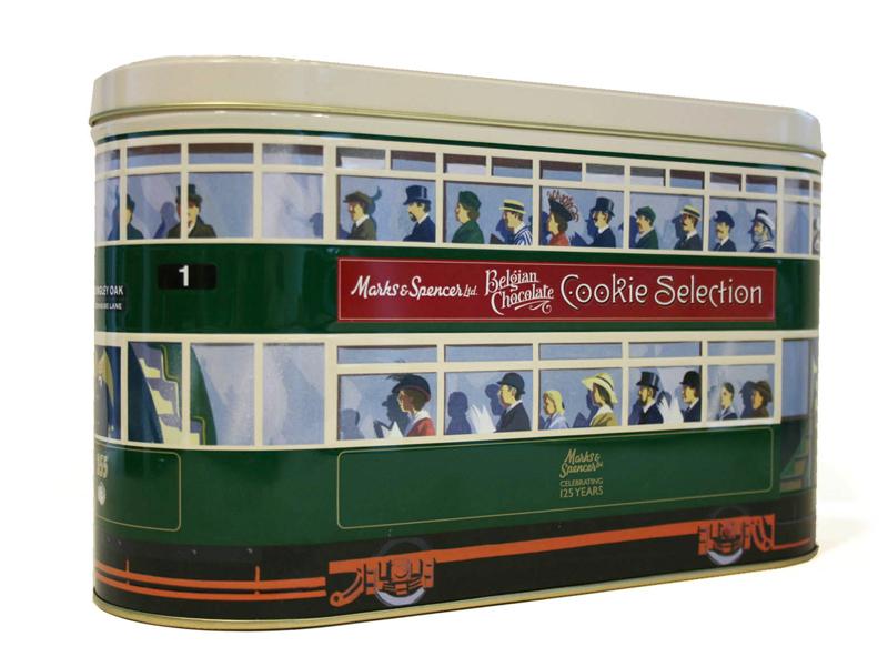 Retro Biscuits Tram 2
