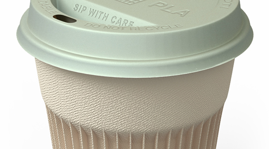 Starbucks Paper Coffee Cup