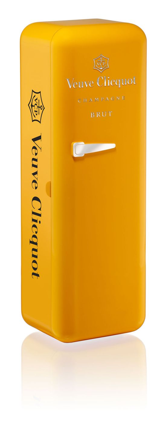 Clicquot Fridge2