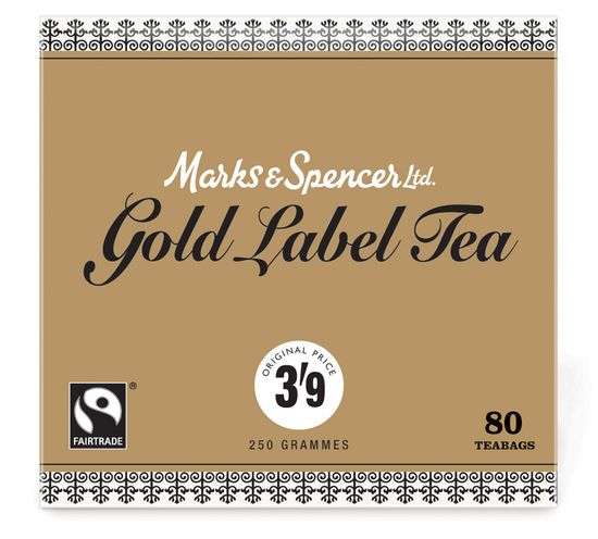 Golden Label Tea