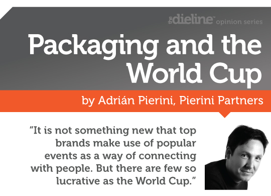 Packaging and the World Cup