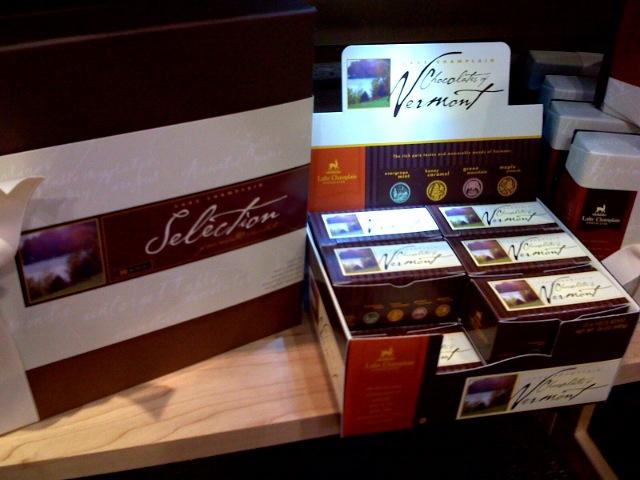 Lake Champlain Chocolate