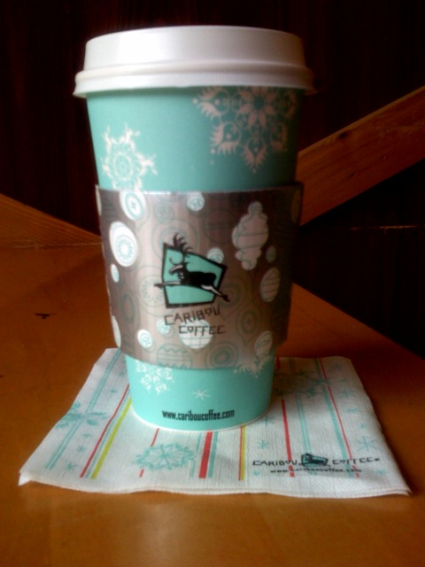 Caribou Coffee Holiday